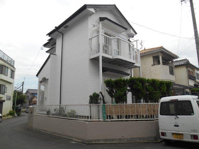 愛知県 名古屋市 港区 N様邸 屋根塗装工事 外壁塗装工事(キルコ断熱塗料仕様)