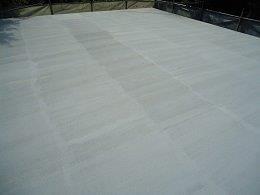 屋上防水断熱仕様施工前