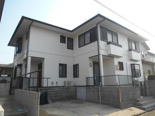 愛知県 東浦町 I様邸 外壁屋根塗装工事施工事例