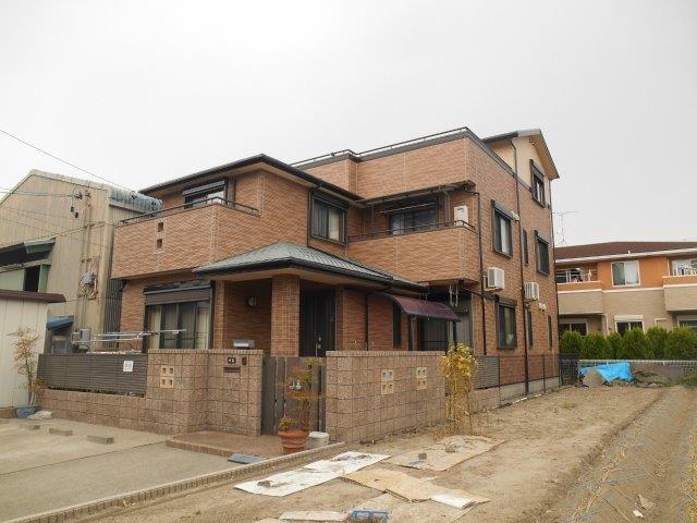 愛知県 名古屋市 港区 I様邸 屋根・外壁塗装工事施工事例
