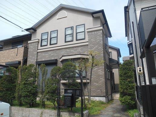 愛知県 名古屋市 名東区 K様邸 外壁塗装工事