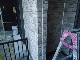 外壁サイデイング断熱塗料塗装目地コーキング打ち替え完了
