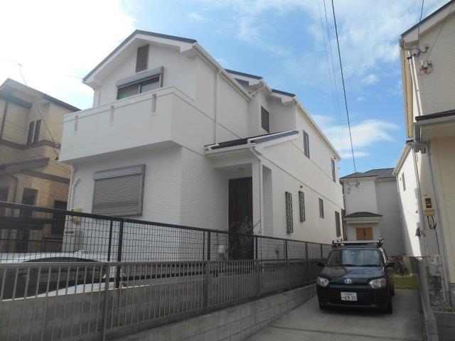 愛知県 名古屋市 港区 K様邸 外壁塗装工事施工事例