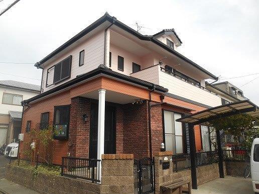 愛知県 名古屋市 港区 A様 外壁塗装工事施工事例