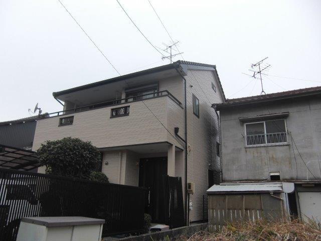 愛知県名古屋市中村区 H様外壁塗装施工事例
