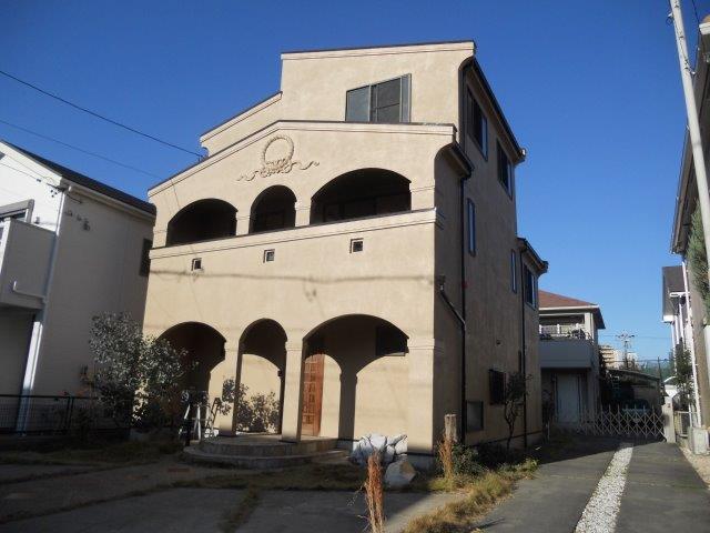 愛知県名古屋市中川区 I様邸 屋根外壁塗装工事施工事例