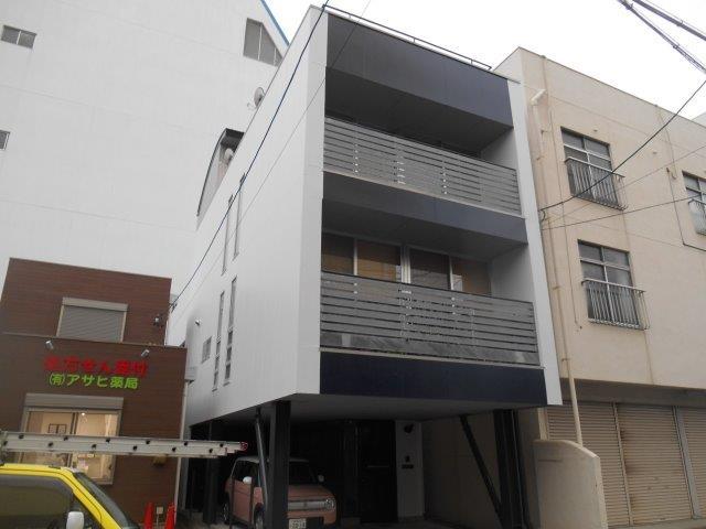 愛知県名古屋市熱田区 M様 外壁塗装施工事例