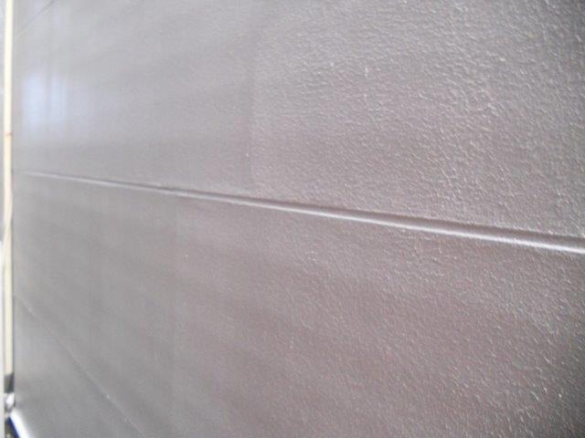 外壁ALC断熱塗料主材二層目塗装完了
