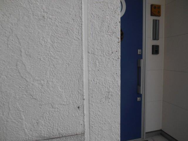外壁サイディング目地コーキング打ち替え完了