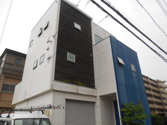 外壁塗装 屋根塗装施工前