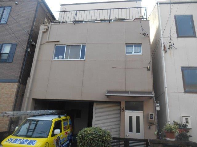愛知県名古屋市港区外壁塗装施工事例 S様