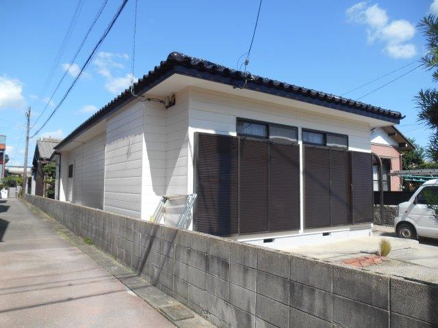 愛知県海部郡あま市 外壁塗装工事施工事例 H様邸