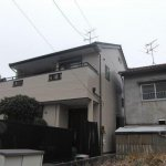 愛知県名古屋市中村区外壁塗装工事 H様
