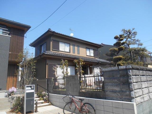 名古屋市中川区外壁塗装工事施工事例 H様邸