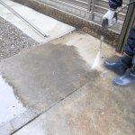名古屋市熱田区 外壁塗装施工事例 I様邸 其の一 外壁屋根高圧洗浄