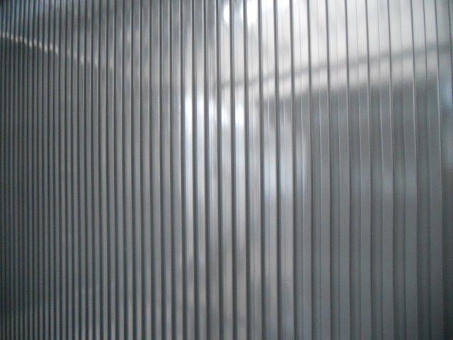 外壁ガルバリウム鋼板無機塗料塗装上塗り塗装完了