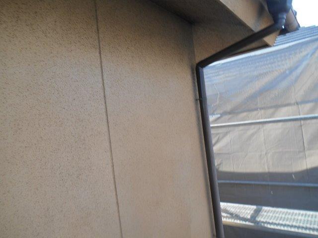 外壁サイディング高圧洗浄完了
