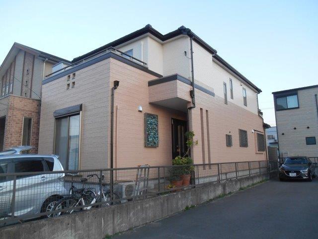 名古屋市中川区 外壁塗装工事施工事例 Y様邸