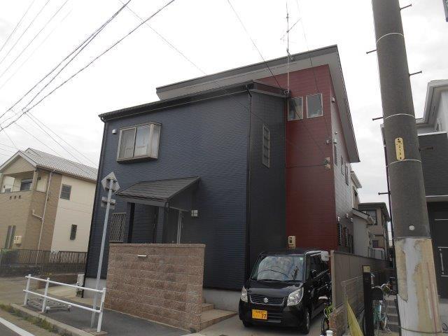 名古屋市港区外壁塗装 施工事例 S様邸