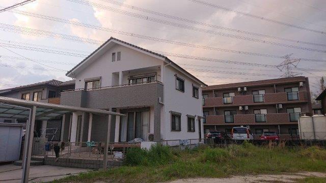 愛知県東浦町 外壁塗装工事 施工事例 Y様邸