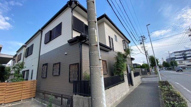 名古屋市 中川区 外壁塗装工事施工事例 N様邸