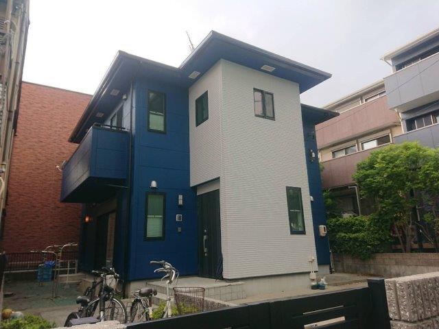 名古屋市西区 外壁塗装施工事例 H様邸