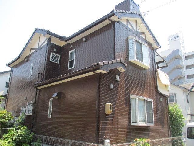 名古屋市港区 外壁塗装工事施工事例 M様邸