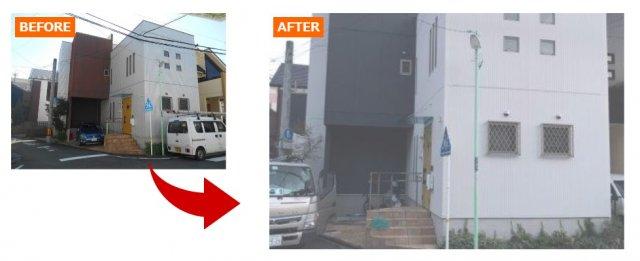 外壁塗装の色見本3