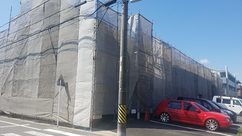 名古屋市港区 中川区 熱田区外壁塗装専門店 塗り替え一番屋